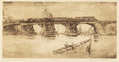 Bridge Fremantle; 1919; 1954/00Q7