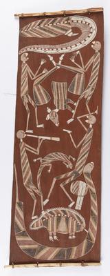 Witjirn - Mimi and Namorodo spirits