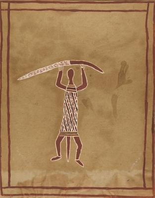The Thunder Man Tjambuwal