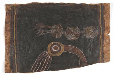 Orion and the Pleiades the myth of the three fishermen  (Burum-burum-runja)