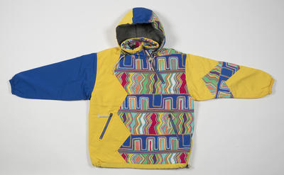 Ski jacket (Thunderstorm design)