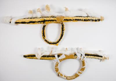 Untitled (Dancing headdresses)