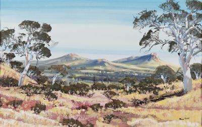 Pilbara landscape series IV