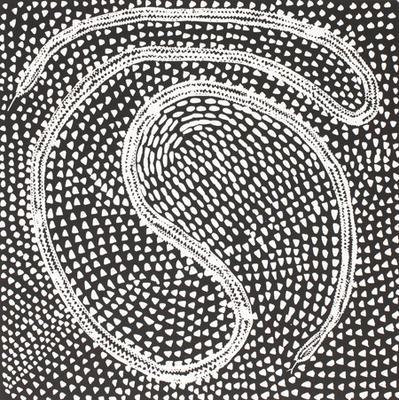 Yilimi (black headed python); 1997-1998; 1999/0007