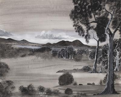Untitled (SW landscape); 1969; 2001/0250
