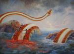 Waagle - Rainbow Serpent